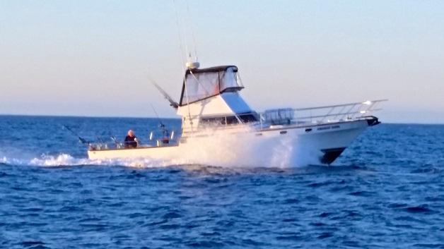 Dockside charters fishing report for Depoe bay fishing charters
