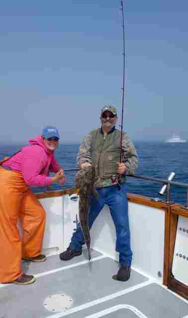 tuna fishing charter