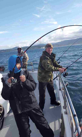 Dockside charters oregon coast fishing report autos post for Fishing report oregon