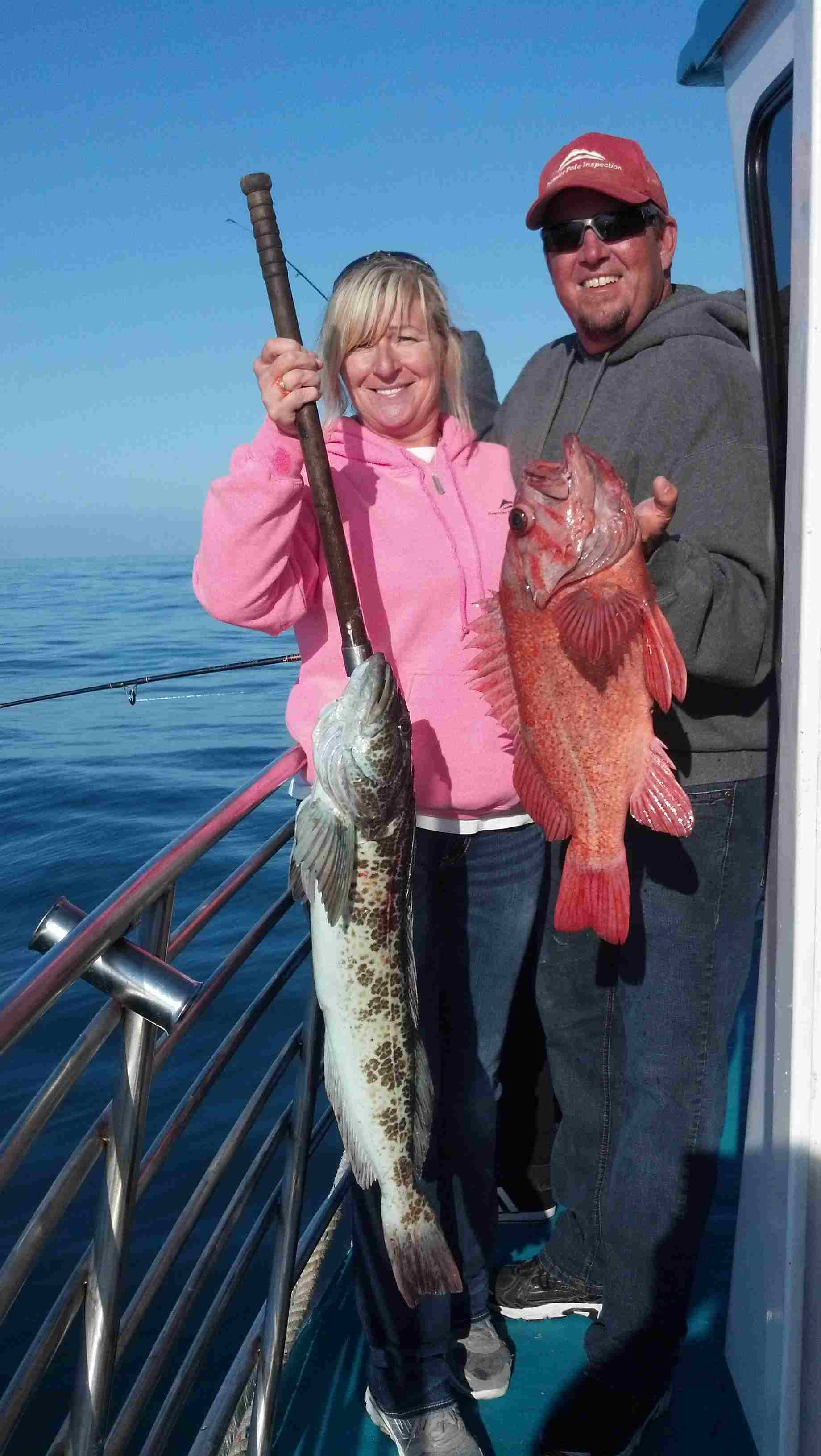 All depth halibut opener autos post for Fishing report oregon