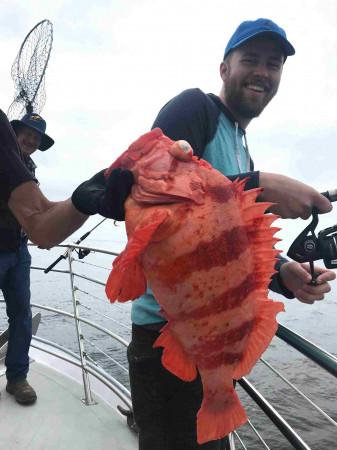 Dockside Charters - Oregon coast fishing report