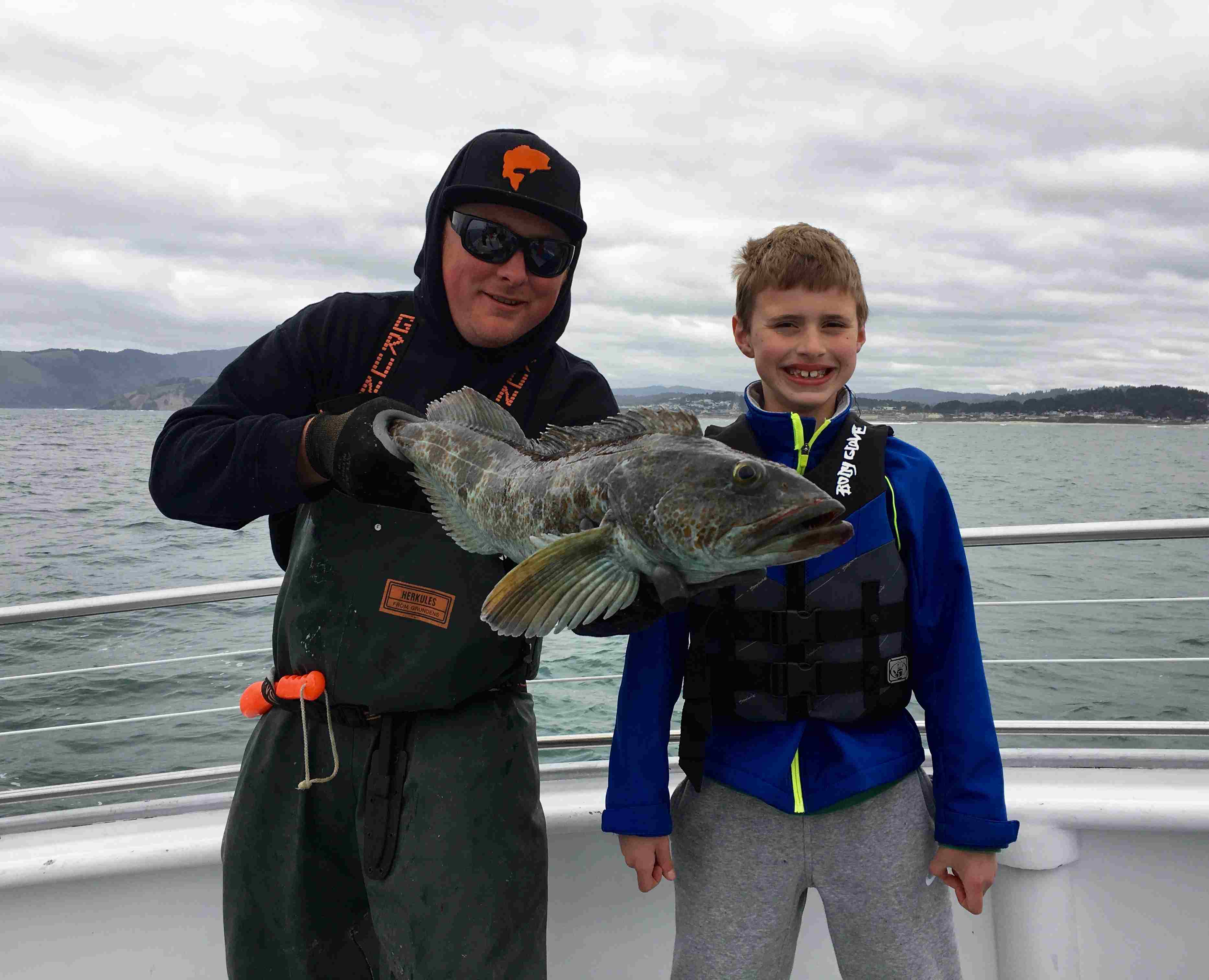 Tuna fishing oregon coast report for Depoe bay fishing report
