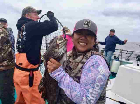 All depth halibut opener autos post for Fresno bee fishing report
