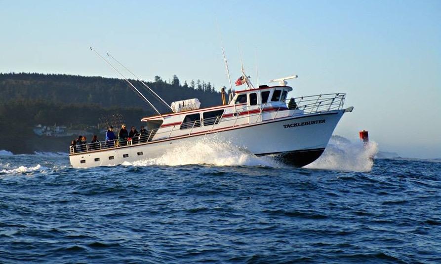 Charter fishing oregon coast dockside fleet for Depoe bay fishing report